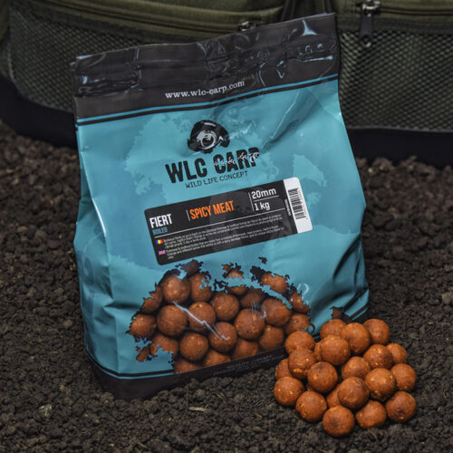 boilies spicy meat