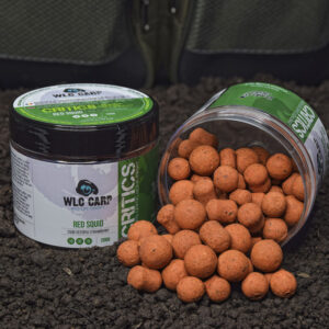 boilies critic red squid