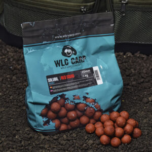 boilies solubil red squid